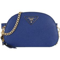 Prada Crossbody Bags Odette Saffiano Belt Bag Royal - in blau - Umhängetasche für Damen
