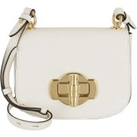 Prada Crossbody Bags Saffiano Lock Crossbody Bag Leather Bianco - in weiß - Umhängetasche für Damen