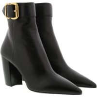 Prada Stiefel & Stiefeletten Ankle Boots Leather Black - in schwarz - für Damen