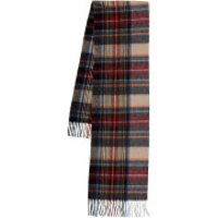 Roeckl  Scottish Tartan Scarf Multi Navy - in bunt - Schal für Damen