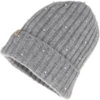 Roeckl  Winter Pearls Hat Flanell - in grau - Caps für Damen