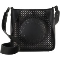 Stella McCartney Crossbody Bags Logo Crossbody Bag Black - in schwarz - Umhängetasche für Damen