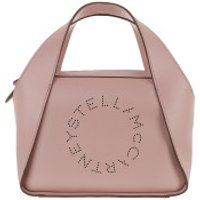 Stella McCartney Crossbody Bags Medium Tote Bag Eco Soft Shell - in rosa - Umhängetasche für Damen