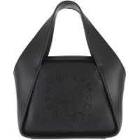 Stella McCartney Crossbody Bags Small Logo Tote Bag Black - in schwarz - Umhängetasche für Damen