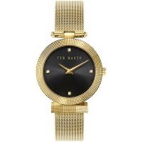 Ted Baker  BOW Yellow-Gold Tone - in gold - Armbanduhr für Damen