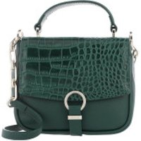 Ted Baker Crossbody Bags Josieyy-Loop Grainy Mini Crossbody Bag Dark Green - in grün - Umhängetasche für Damen