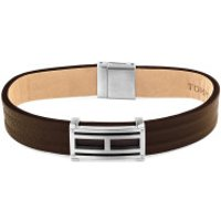 Tommy Hilfiger  Casual Core Bracelet Brown - in braun - Armbanduhr für Damen
