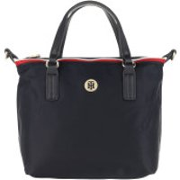 Tommy Hilfiger Handtaschen Poppy Small Tote Corporate Corp Sky Captain - in marine - Henkeltasche für Damen
