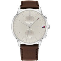 Tommy Hilfiger  Men Multifunctional Watch 1710404 Brown - in braun - Armbanduhr für Damen
