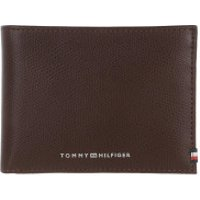 Tommy Hilfiger Wallet Business Extra CC And Coin Chestnut - in braun - Portemonnaie für Damen