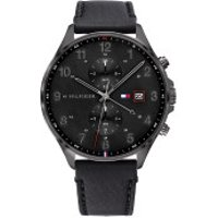 Tommy Hilfiger  Watch West Black - in schwarz - Armbanduhr für Damen