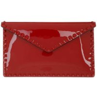 Valentino Clutch Large Flat Pouch Red - in rot - Abendtasche für Damen