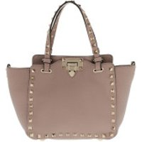 Valentino Crossbody Bags Mini Rockstud Tote Bag Powder - in rosa - Umhängetasche für Damen
