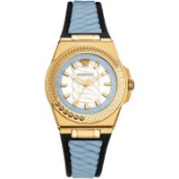 Versace  Chain Reaction Watch Blue - in blau - Armbanduhr für Damen