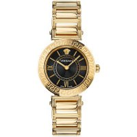 Versace  Tribute Watch Black - in gold - Armbanduhr für Damen
