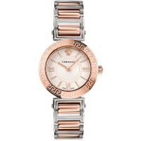 Versace  Tribute Watch White - in rose gold - Armbanduhr für Damen